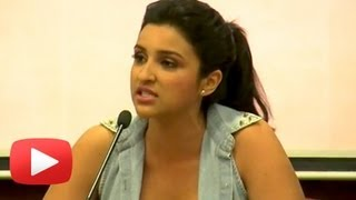 Parineeti Chopra Gets Angry While She Talks About Sex !