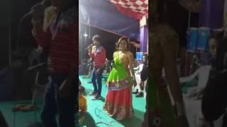 CHANDAN YOGIRAJ AND AARTI PRAJAPATI LIVE GARABA...