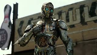 Transformers 5 The Last Knight Cogman meets Cade