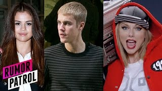 Justin Bieber & Selena Gomez SECRETLY MARRIED? Taylor Swift Doing Hip-Hop Album? (RUMOR PATROL)
