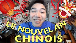 LE NOUVEL AN CHINOIS - LE RIRE JAUNE