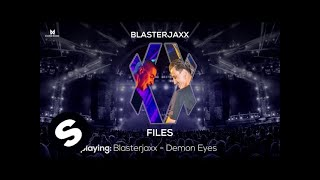 Blasterjaxx - XX Files EP