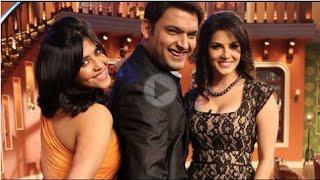 kapil sharma latest show comedy nights flirting with sunny leone