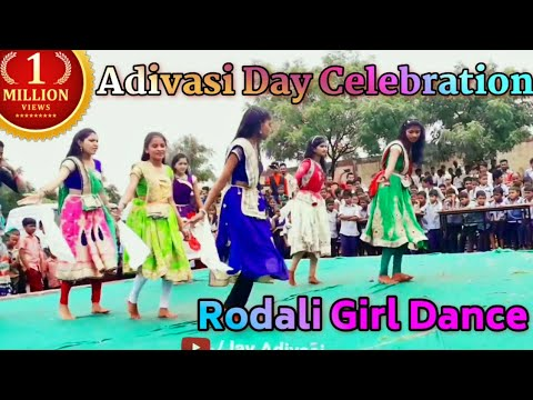 Xxx Mp4 रोडाली 💃Girls Dance आदिवासी दिन Jay Adivasi 3gp Sex