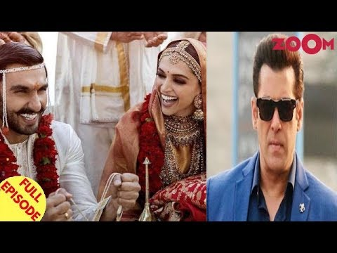 Xxx Mp4 DeepVeer To Host 2 Receptions For Close Ones Salman LEAVES Bharat39s Shoot Midway Amp More 3gp Sex