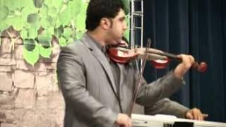 تکنوازی ویلن شهرام ابراهیمی