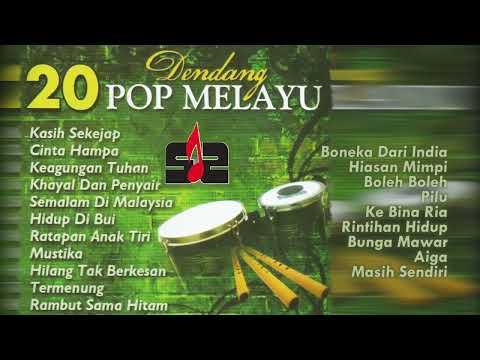 20 Dendang Pop Melayu Lagu Melayu Lawas Tembang Kenangan Golden Memories Melayu Hits