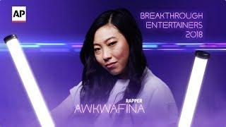 AP Breakthrough Entertainers 2018: Awkwafina