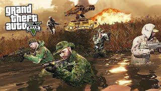 GTA 5 GUN RUNNING DLC - NEW SPECIAL MILITARY VEHICLE MISSIONS! (GTA 5 Gunrunning Update)