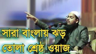 Habibur Rahman Mizbah bangla waz 2017   বছরের শুরুতেয় এমন ঝড় তুলেছে না শুনলে বিশ্বাস হবেনা   New Waz