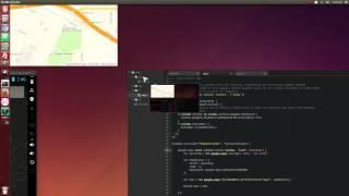 Implement Google Maps Using Ionic Framework