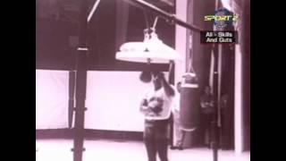 Muhammad Ali on Speed Bag (vs Liston)