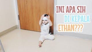 Vlog #160   OFFICIALLY PAKAI HELMET👶🏻 ANAK 1 TAHUN HOBBY JOGET! FOTO DI DESERT📸