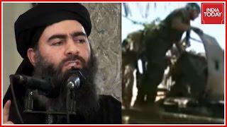 U.S Jets Hunt Baghdadi In Iraq