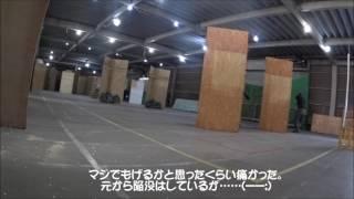 1on1練習の出来事……(ーー;)