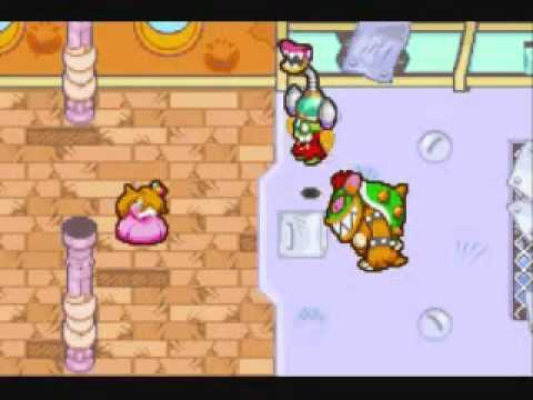 Mario & Luigi SuperStar Saga Funny Moments