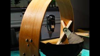 Building a pair of wooden Headphones (shortcut)