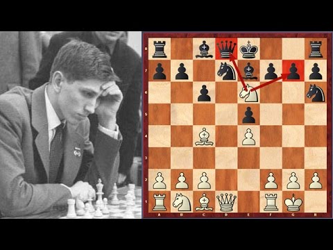 Fischer Crushes A Strong Grandmaster In Just 10 Moves