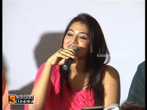 Actress Varsha Ashwathi Press Meet