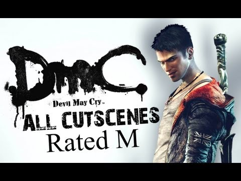 Xxx Mp4 DMC Devil May Cry 5 All Cutscenes Rated M HD 3gp Sex
