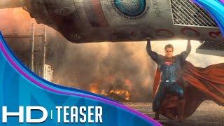 Batman v Superman: Dawn of Justice - Teaser Trailer - Español Latino - HD