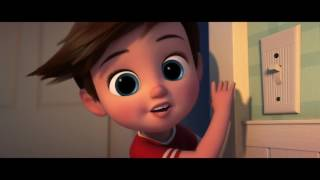The Boss Baby | Official Trailer 2017