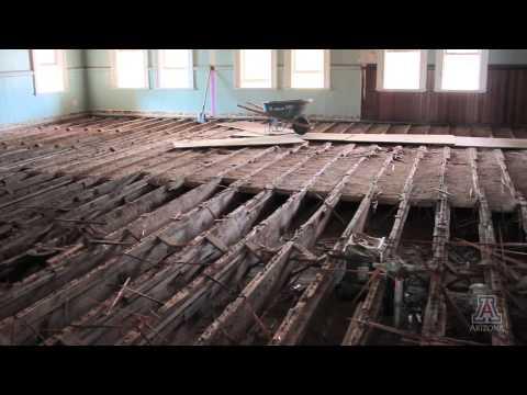 Old Main Renovation Reveals Hidden Secrets
