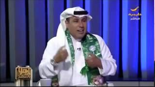 العرفج: الوطنية الحقة هي أن تكون مواطنا صالحا