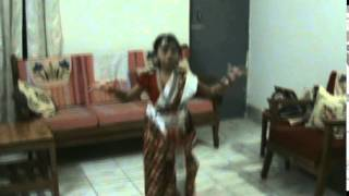Barir Manush Koi Amai -A dance performed by Ayshi.