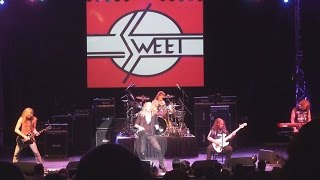The Sweet Live In Miami Florida 11-22-15 (FULL SHOW)