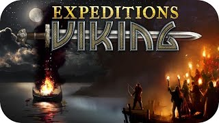 Expeditions: VIKING – 1. Halls of Valhalla – Let's Play Expeditions VIKING!
