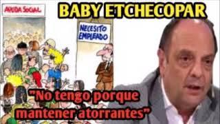 BABY ETCHECOPAR - EL ENOJO DE BABY ETCHECOPAR