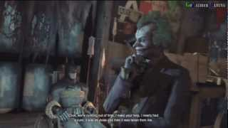 BATMAN: Arkham City - Walkthrough Part 7 - Track Freezes's Location