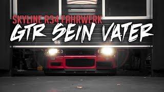 JP Performance - GTR sein Vater ! | Nissan Skyline R34 Fahrwerk
