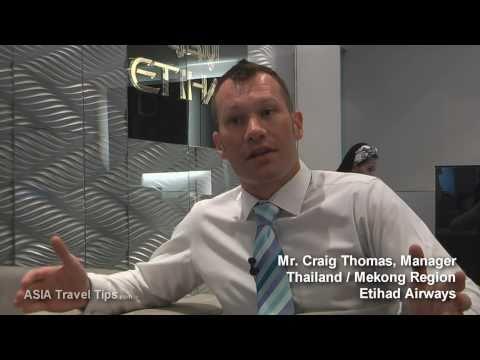 Etihad Airways - HD Interview - Part 1 of 2