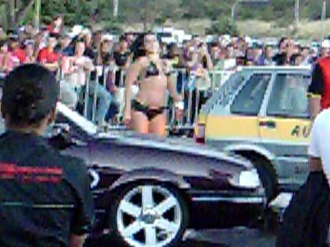 Mulher Tantão Fúria Sobre Rodas 2009 Divinópolis Mg