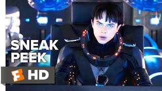 Valerian and the City of a Thousand Planets Sneak Peek (2017) | Movieclips Trailers