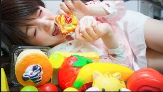 CUTE JAPANESE SQUISHY TOYS