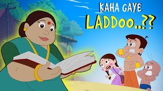 Chhota Bheem - Kaha Gaye Laddoo.. ??   Full Video