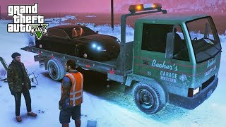 GTA 5 Roleplay | DOJ #190 - (CIV) No Parking