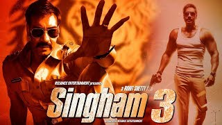 Singham 3 FULL MOVIE fact | Ajay Devgn | Rohit Shetty | Vidyut Jamwal | Blockbuster Full  Movie