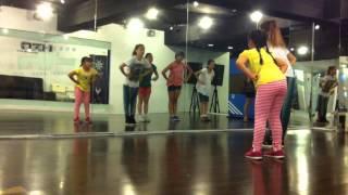 20131013_HRCkids兒童舞蹈學院-忠孝館-筱璇老師4MINUTE-Is It Poppin'?