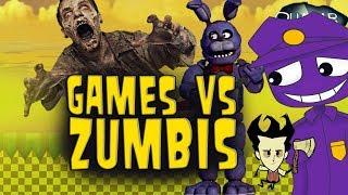 Meu Time Para o Apocalipse Zumbi Parte 2 - Quasar Jogos