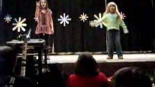 Isis And Jada Sing Hannah Montana