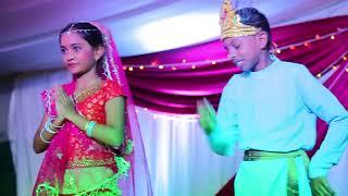 NDG presenting Krishna