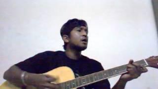Kande shudhu Mon - Bengali (GUitar Cover)