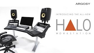 Argosy Console's All-New Halo Workstation