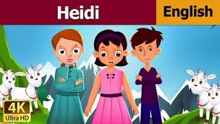 Heidi in English | English Story | Fairy Tales in English | Bedtime Stories | English Fairy Tales