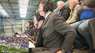 Commentary cam! Owls v Derby   Wednesday PlayerHD