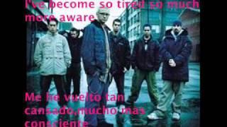 Linkin Park numb (subtitulada ingles-español)